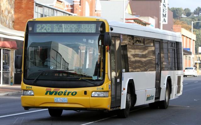 Burnie Express School Bus