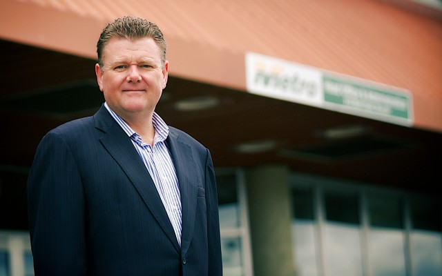 Alan Pedley - Chief Operating Officer